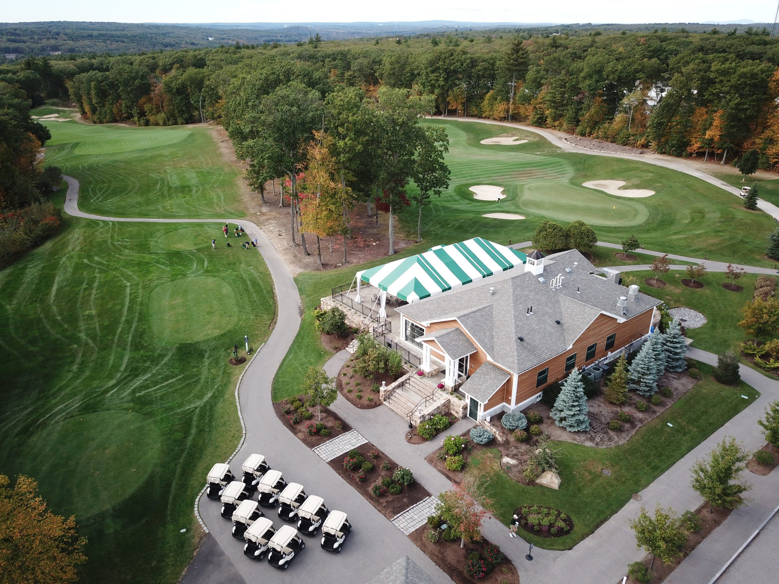 worcester area golf course club house